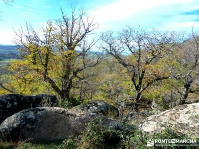 Las Machotas - Senderismo entresemana - Pico de El Fraile y los Tres Ermitaños; viaje noviembre
